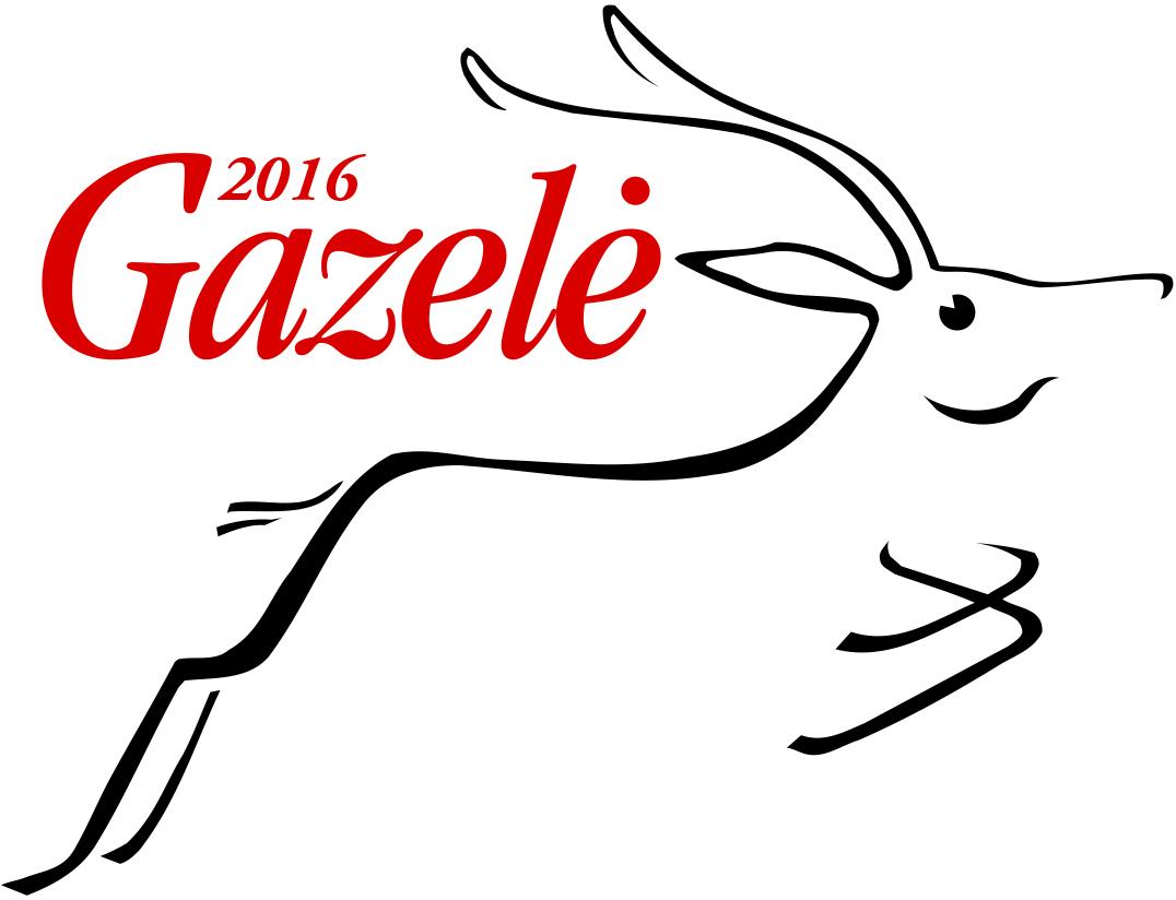 Gazelė 2016